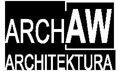 ArchAW Architektura Agnieszka Wardakowska Logo